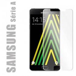 Protection d'écran en verre trempé pour Samsung Galaxy Série A