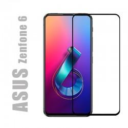 Protection d'écran en verre trempé pour smartphone Asus Zenfone 6