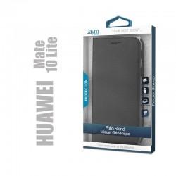 Etui clapet porte feuille compatible Huawei Mate 10 lite