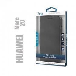 Etui clapet porte feuille compatible Huawei Mate 20