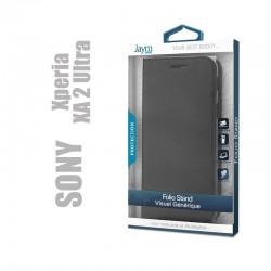 Etui clapet porte feuille compatible Sony Xperia XA2 Ultra