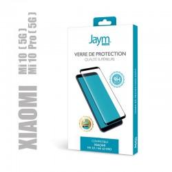 Verre de protection 3D pour Xiaomi Mi 10 et Mi 10 Pro (5G)