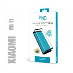 Verre de protection 3D pour Xiaomi Mi 11