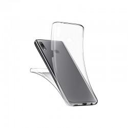 Coque souple 360° Avant / Arrière pour Samsung Galaxy S8 plus