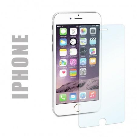 Protection d'écran en verre trempé pour smartphone Apple iPhone