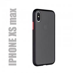 Coque rigide premium - Peach Garden pour iphone XS max