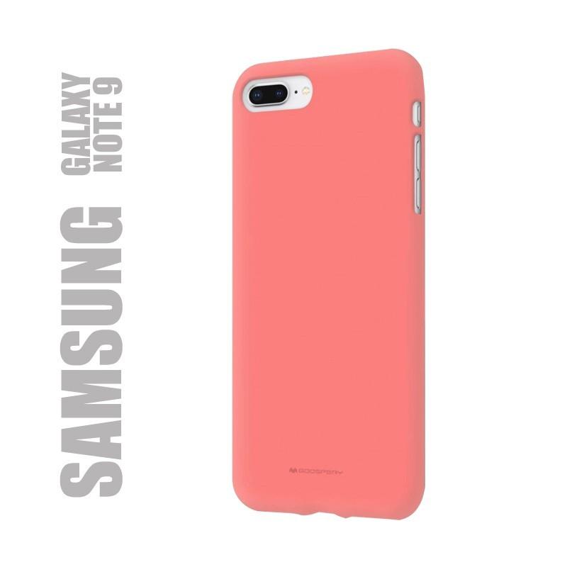 "Coque premium ""soft feeling"" pour Samsung Galaxy Note 9"