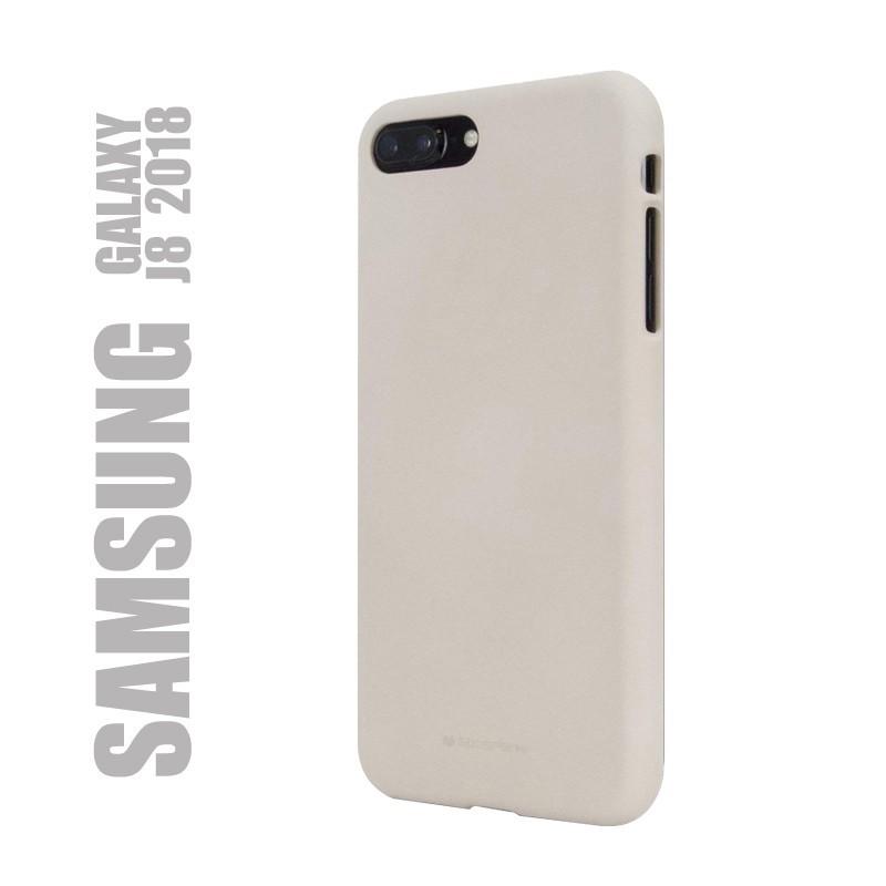 """Coque de protection souple premium """"soft feeling"""" pour Samsung Galaxy  J8 2018 - J810"""