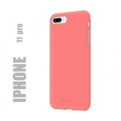 "Coque premium ""soft feeling"" pour iphone 11 pro"