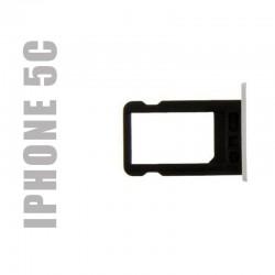 Tiroir Sim de remplacement pour smartphone Apple iPhone 5c