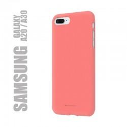 "Coque de protection souple premium ""soft feeling"" pour Samsung Galaxy  A20 / A30"