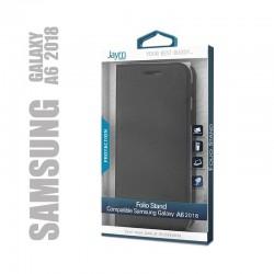 Etui porte feuille compatible Samsung Galaxy A6 2018