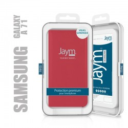 Etui de protection premium stand magnétique pour Samsung Galaxy A71 Visuel générique.