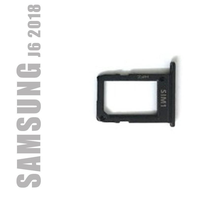 Tiroir sim 1 pour Samsung Galaxy J6 2018