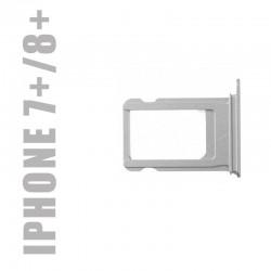 Tiroir sim pour Apple iPhone 7 plus ou 8 plus